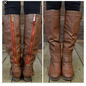 Madden girl zuzu riding boots